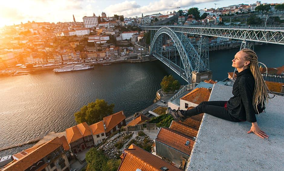ВНЖ Португалии