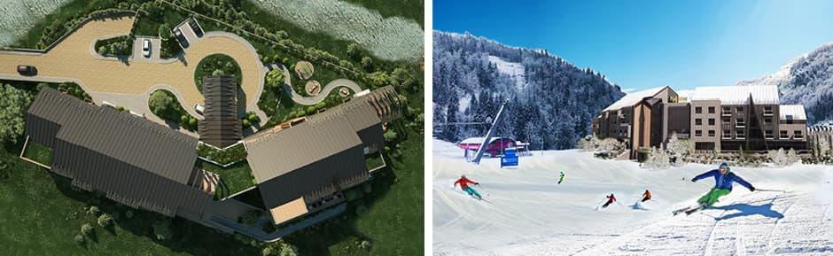 The Westin Ski Resort Kolašin