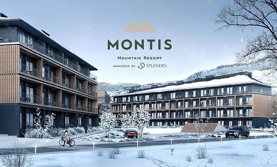 The Montis Mountain Resort Черногория